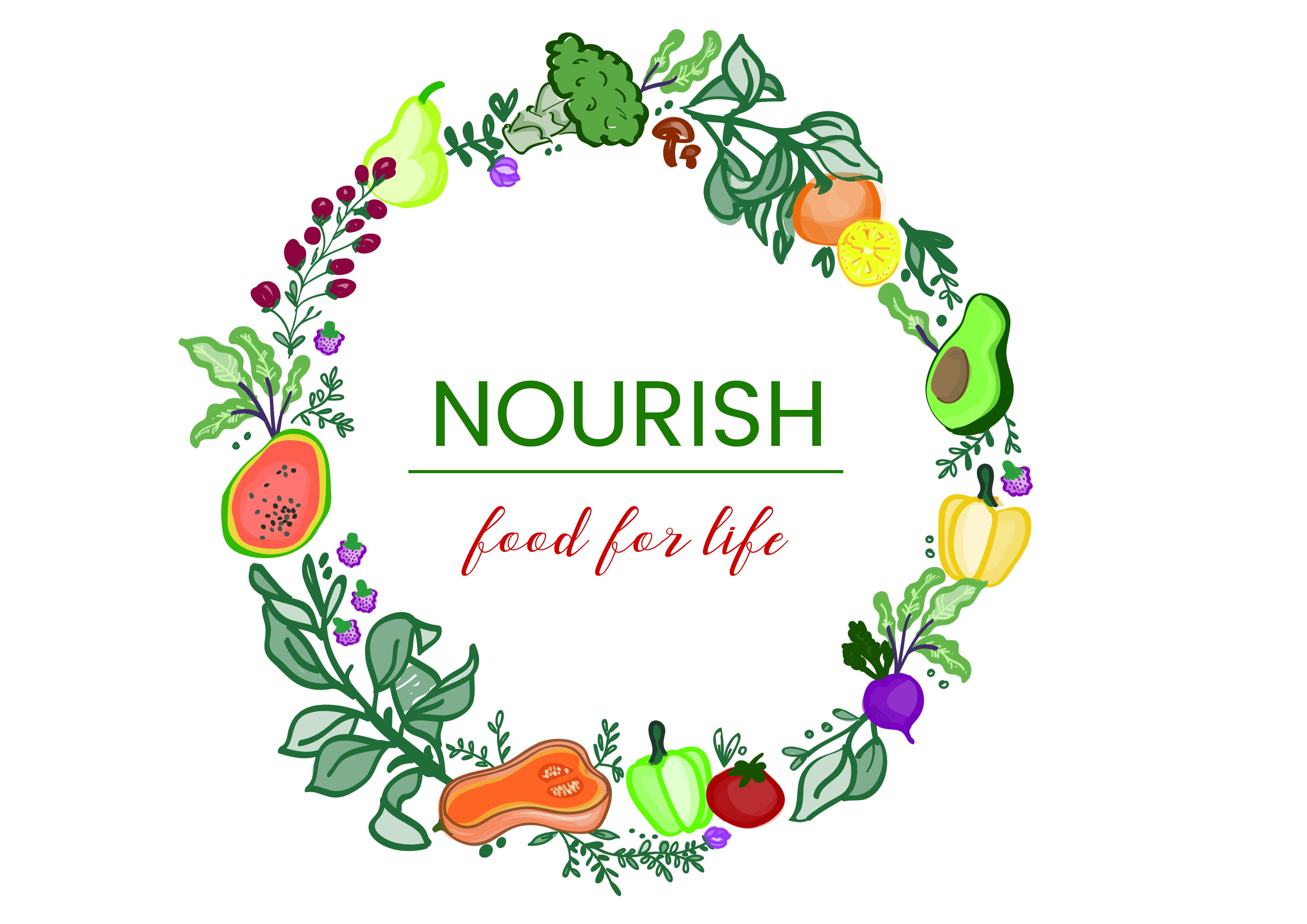 Nourish – Food for Life